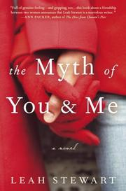 Book Cover for THE MYTH OF YOU & ME
