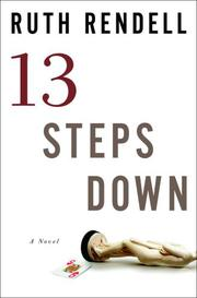 THIRTEEN STEPS DOWN by Ruth Rendell