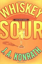Book Cover for WHISKEY SOUR