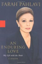 AN ENDURING LOVE by Farah Pahlavi