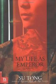 Cover art for MY LIFE AS EMPEROR