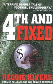 4TH AND FIXED by Reggie Rivers