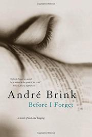BEFORE I FORGET by André Brink