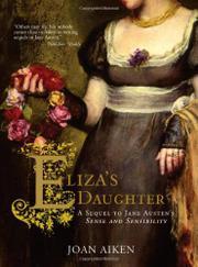 ELIZA'S DAUGHTER by Joan Aiken