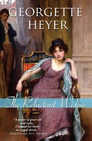 THE RELUCTANT WIDOW by Gorgett Heyer