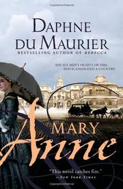 MARY ANNE by Daphne du Maurier