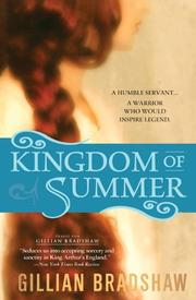 KINGDOM OF SUMMER by Gillian Bradshaw