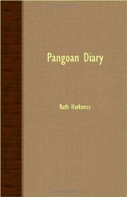 PANGOAN DIARY by Ruth Harkness