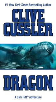 DRAGON by Clive Cussler