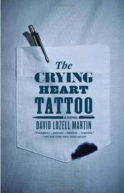 THE CRYING HEART TATTOO by David Martin