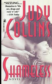SHAMELESS by Judy Collins