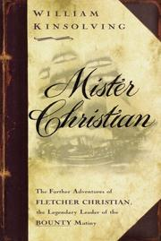 MISTER CHRISTIAN by William Kinsolving