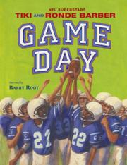 GAME DAY by Tiki Barber