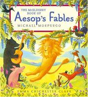 THE MCELDERRY BOOK OF AESOP'S FABLES by Michael Morpurgo