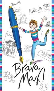 BRAVO, MAX! by Sally Grindley