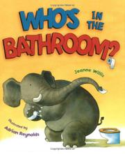 Book Cover for WHO'S IN THE BATHROOM?