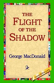 THE FLIGHT OF THE SHADOW by George MacDonald