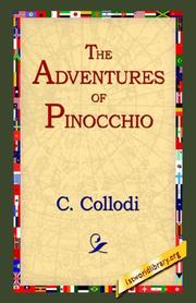 THE ADVENTURES OF PINOCCHIO by C. Collodi