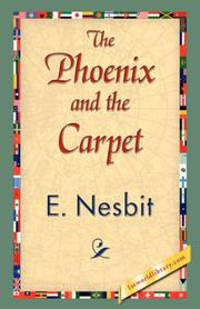 Cover art for THE PHOENIX AND THE CARPET