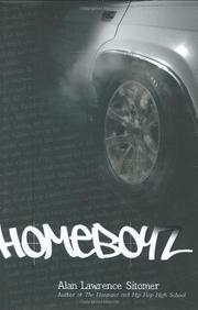 Book Cover for HOMEBOYZ