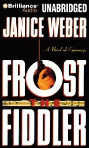 FROST THE FIDDLER by Janice Weber