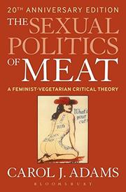 THE SEXUAL POLITICS OF MEAT: A Feminist-Vegetarian Critical Theory by Carol J. Adams
