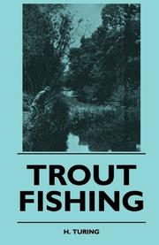 TROUT FISHING by H. D. Turing
