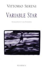 VARIABLE STAR by Vittorio Sereni