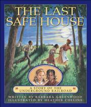 Cover art for THE LAST SAFE HOUSE