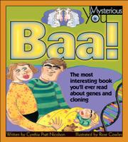 Book Cover for BAA!