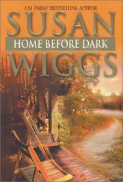 HOME BEFORE DARK by Susan Wiggs