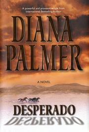 DESPERADO by Diana Palmer