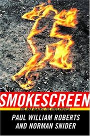 SMOKESCREEN by Paul William Roberts