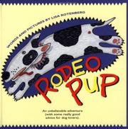 RODEO PUP by Lisa Rotenberg