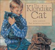Cover art for THE KLONDIKE CAT