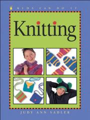 KNITTING by Judy Ann Sadler