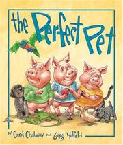 THE PERFECT PET by Carol Chataway