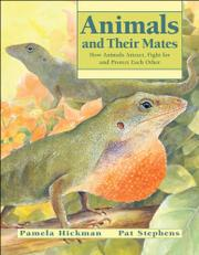 Book Cover for ANIMALS AND THEIR MATES