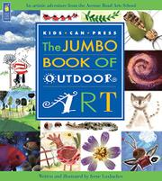THE JUMBO BOOK OF OUTDOOR ART by Irene Luxbacher