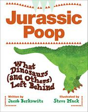 Cover art for JURASSIC POOP