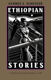 ETHIOPIAN STORIES by George Samuel Schuyler