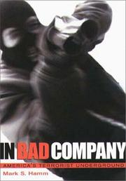 IN BAD COMPANY by Mark S. Hamm