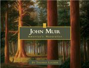JOHN MUIR by Thomas Locker
