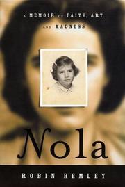 NOLA by Robin Hemley
