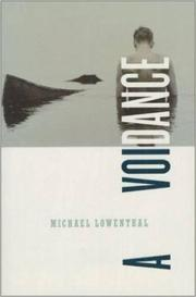 AVOIDANCE by Michael Lowenthal