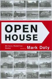 Cover art for OPEN HOUSE