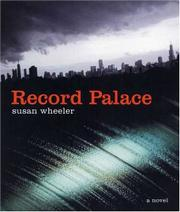 RECORD PALACE by Susan Wheeler