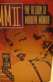 MM II: The Return of Marilyn Monroe by Sam Staggs