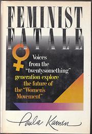 FEMINIST FETALE by Paula Kamen