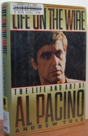 Cover art for LIFE ON THE WIRE